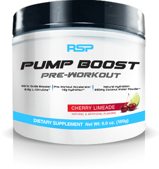 Pump Boost Container