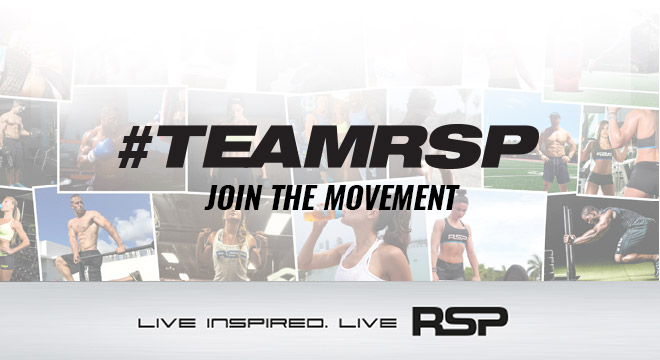 #TEAMRSP. Join The Movement. Live Inspired. Live RSP.