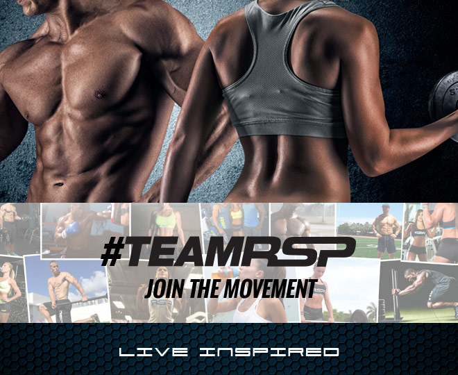 #TeamRSP Join The Movement. Live Inspired. Live RSP.