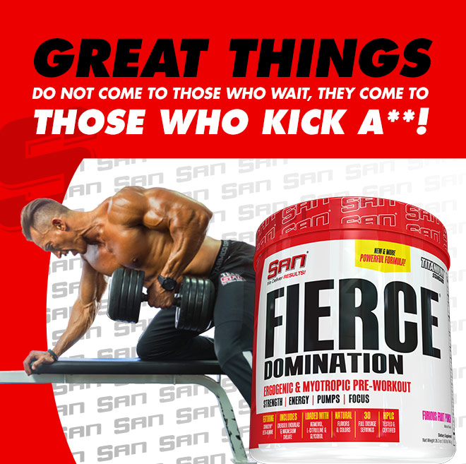 Great Things Do Not Come To Those Who Wait, They Come To Those Who Kick A**!