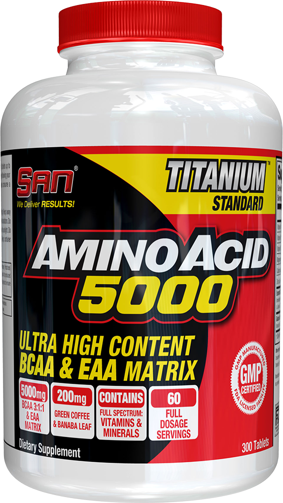 Amino Acid 5000 by S.A.N. at Bodybuilding.com - Lowest