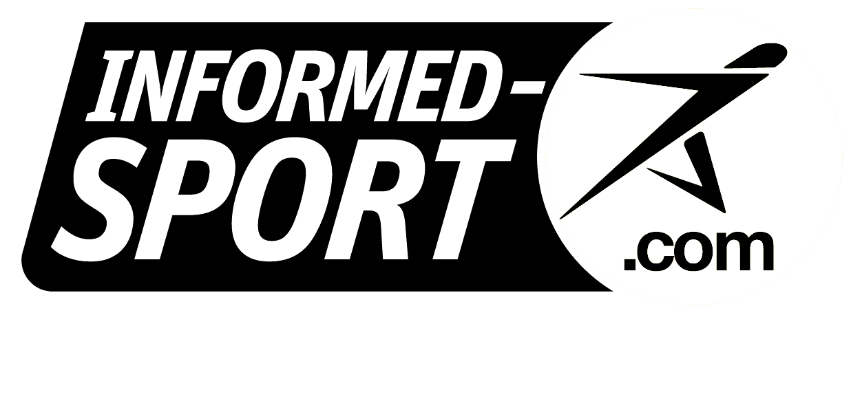 Informed-Sport. Trusted by Sport.