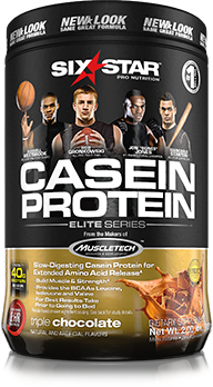 Six Star Pro Nutrition Casein Protein