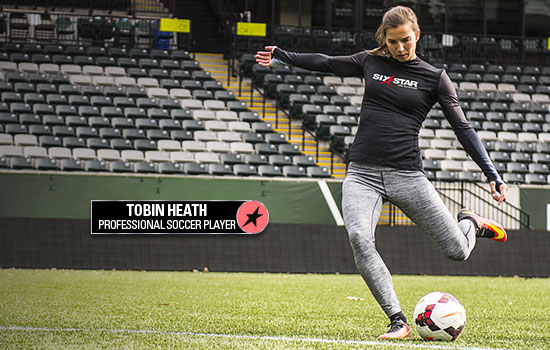 Six Star Fit Athlete - Tobin Heath