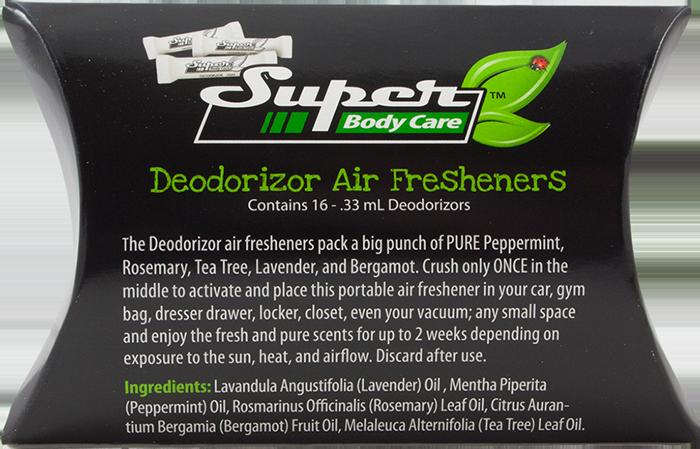 Gym Bag Deodorizors By Super Body Care At Bodybuilding Com Lowest Price On Gym Bag Deodorizors