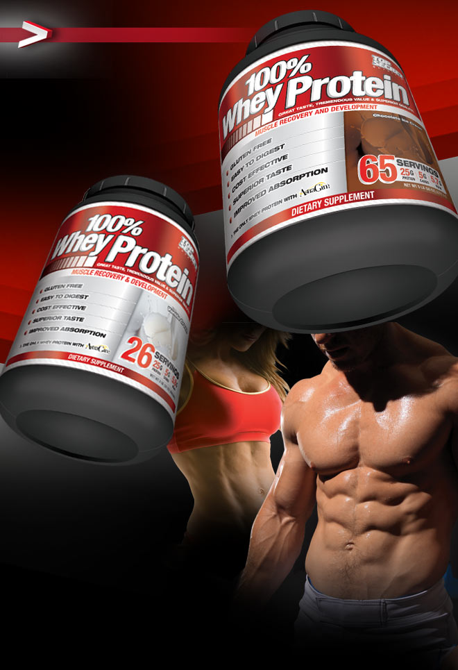 Top Secret Nutrition Whey Protein