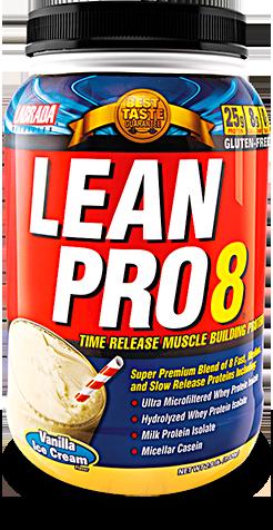 Lean Pro 8 Bottle