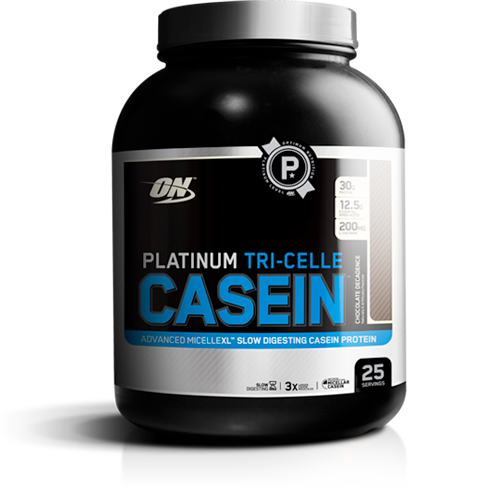 Platinum Casein Bottle Image