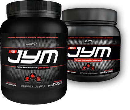 Post Jym Product Shot