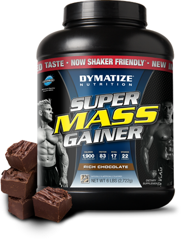 Super Mass Gainer by Dymatize at Bodybuilding.com - Best
