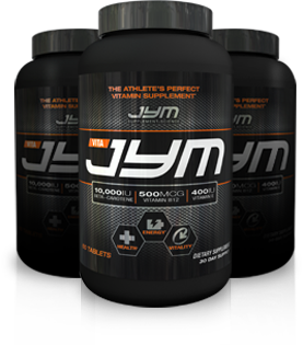 Jym Pre-Powerhouse Product