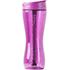 Trimr Water + Shaker Bottle Plum