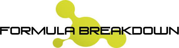 Formula Breakdown