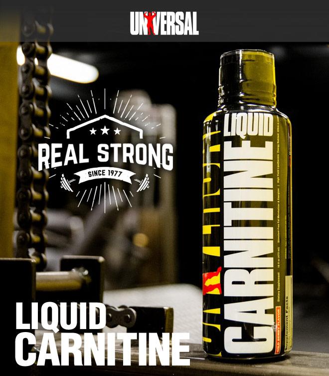Universal Nutrition. Liquid Carnitine.