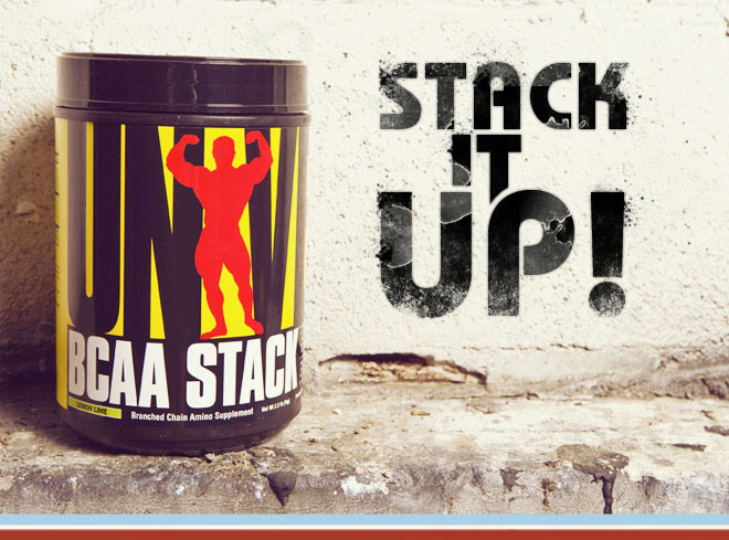 BCAA Stack Product Image