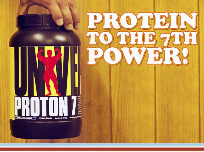 Universal Nutrition Proton 7.