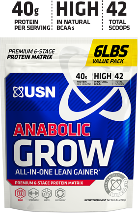 Anabolic Grow bottle