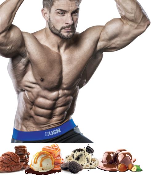 Flavors: Chocolate, Vanilla Ice Cream, Cinnamon Bun