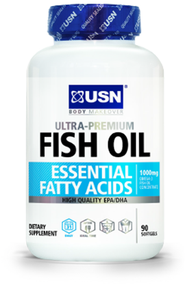 Usn omega 3 fish oil at best prices on for Fish oil substitute