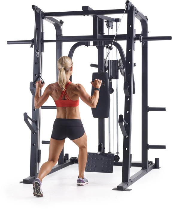 Weider Pro 8500 Smith Cage At Bodybuilding Com Best