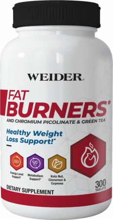 # Weider Nutrition Fat Burner Reviews