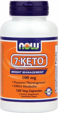 NOW 7-Keto at Bodybuilding.com: Best Prices for 7-Keto
