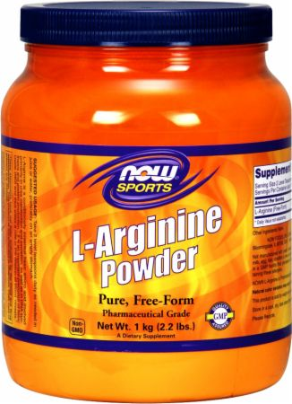 NOW L-Arginine Powder at Bodybuilding.com: Best Prices for ...