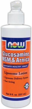 Glucosamine, MSM & Arnica Lotion
