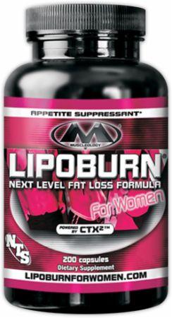 Lipoburn For Women