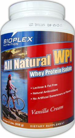 Bioplex Whey Protein Nutrition All Natural Pure WPI の BODYBUILDING.com 日本語・商品カタログへ移動する