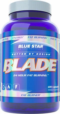 Blue Star Nutraceuticals Blade At Bodybuilding Com Best
