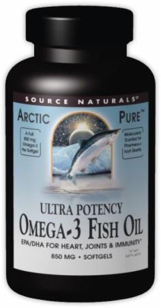 ArcticPure Ultra Potency Omega-3 Fish Oil
