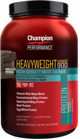 Heavyweight Gainer 900