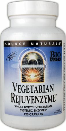 Vegetarian Rejuvenzyme