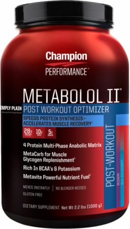 Metabolol II