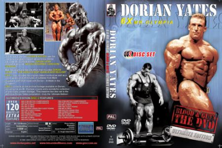 Dorian Yates - Blood And Guts: Ultimate Edition