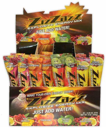 ZizZazz Explosive Energy
