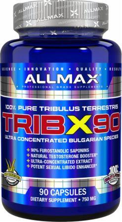 AllMax Nutrition TribX 90 at