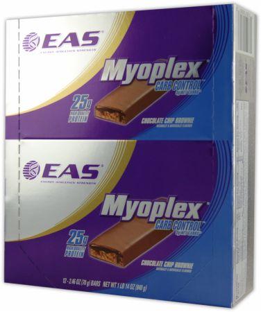 Myoplex Carb Sense Bars