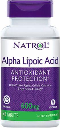 Alpha Lipoic Acid Time Release