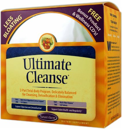Nature's Secret Ultimate Cleanse の BODYBUILDING.com 日本語・商品カタログへ移動する