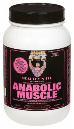 Anabolic Muscle