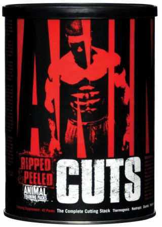Animal Cuts by Universal Nutrition at Bodybuilding.com