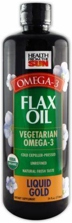 Liquid Gold Flax Oil