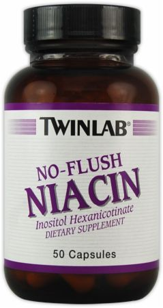 flush niacin inositol hexanicotinate get the niacin without the flush    Niacin Flush Workout