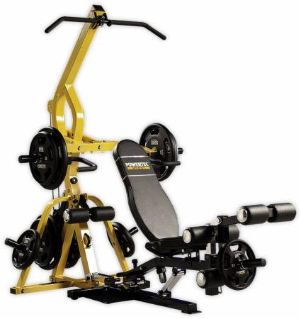 Workbench Leverage Gym