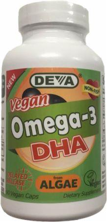 Vegan Omega-3 DHA Delayed Release