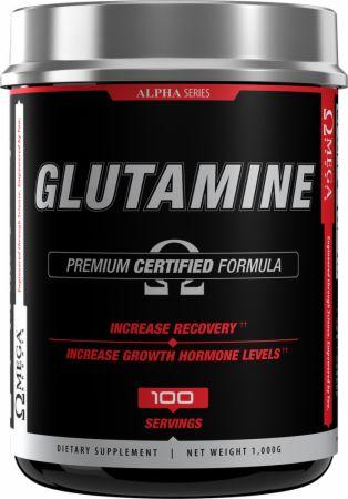 Omega Sports Glutamine 1 кг