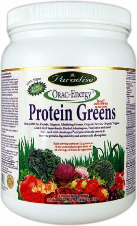 ORAC-Energy Protein Greens