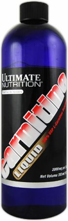 Ultimate Nutrition Liquid L-Carnitine at Bodybuilding.com: Best ...